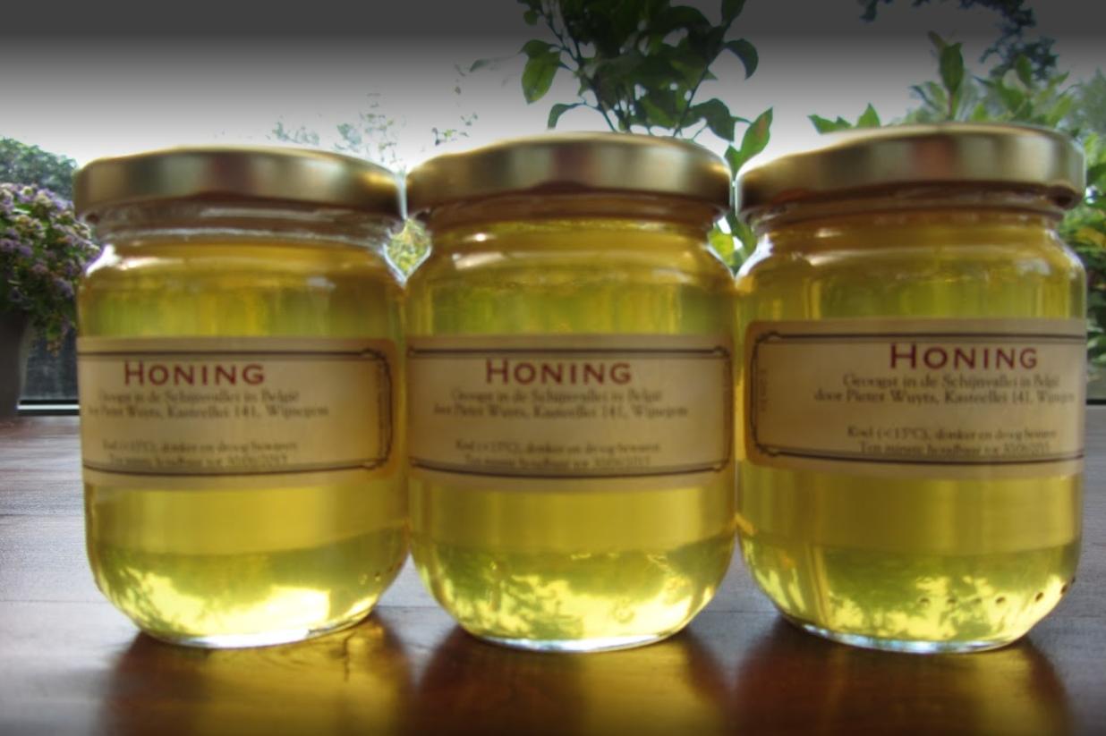 Potjes honing